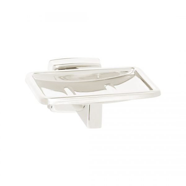 H & H Stainless Series Soap Holder without Drain Holes