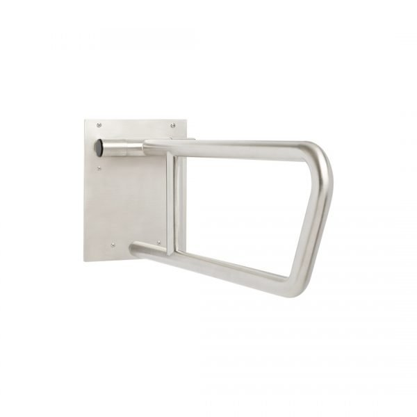 H & H Designer Series Swing up Grab Bar