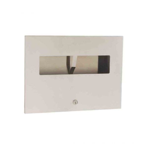 Locking Wall-Mounted Seat Cover Dispenser