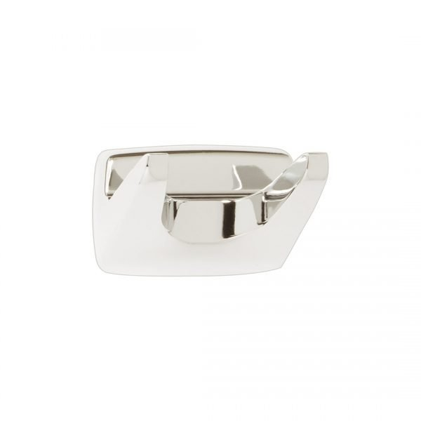 H & H Contemporary Series Double Robe Hook