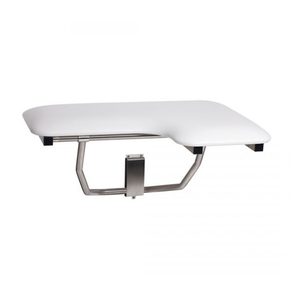 H & H Standard Series Shower Seat - L-Shaped Transfer
